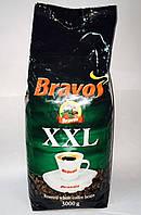 Кофе в зернах Bravos XXL 3000г