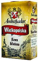 Кофе молотый Ambassador Wielkopolska 225г
