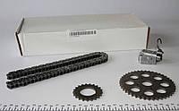Цепь ГРМ Doblo 1.3 \ Citroen Nemo,комплект + башмак + натяжитель, EUROREPAR, Оригинал, Франция