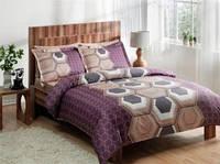 Комплект постельного белья ТАС Aspen V2  сатин семейное