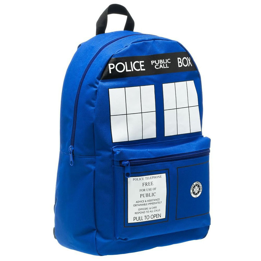 Рюкзак Geek Land Тардис Доктор Кто Doctor Who 20.43