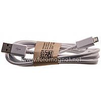 USB-MicroUSB кабель 100см (для зарядки электронных сигарет,USB Зажигалок ) ЕС-051