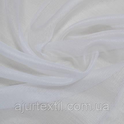 "Французский кристалон ""Берни"" белый, фото 2"