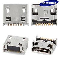 Коннектор зарядки для Samsung Galaxy Fame S6810, оригинал