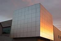 Облицовка фасадов алюкобонд
