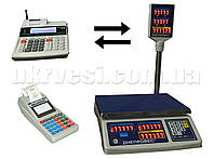Торговые весы ВТД-6РС (RS-232)