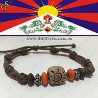 """Тибетский браслет - """"Tibetan Sun"""" - для защиты!"""