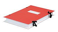Папка на завязках (DONAU, А4, ассорти, 2092001PL-99)