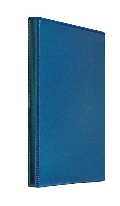 Регистратор Панорама 44D40 PVC т.-синий