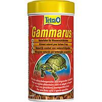Tetra Gammarus Полноценный корм из гаммаруса для водных черепах