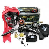 Набор пирата Сундук Мертвеца 25 предметов