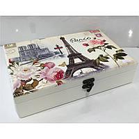 Шкатулка Париж, фото 1