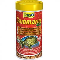Tetra Gammarus Mix Полноценный корм из гаммаруса с анчоусами для водных черепах