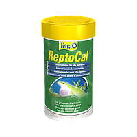 Tetra ReptoCal Полноценный минеральный корм в виде порошка для всех рептилий