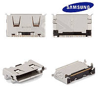 Коннектор зарядки для Samsung C3050/I6220/M8800, оригинал