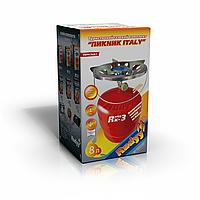 Газовый комплект ПИКНИК- ITALY Rk-3 на 8 литров
