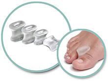 Силиконовая ортопедическая продукция для стопы