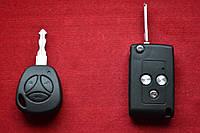 Ключ выкидной lada kalina, priora для переделки с обычного