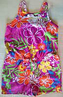 Песочник для девочки летний, розовый, р. 80 см