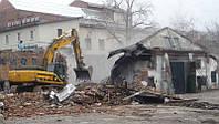 Снос кирпичных и деревянных домов Вышгород район !! Демонтаж строений и сооружений