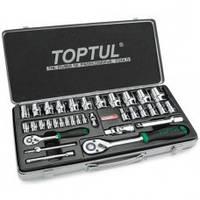 Набор инструмента  TOPTUL GCAD3401 34 ед.