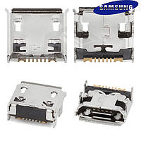Коннектор зарядки для Samsung S5360 Galaxy Y, оригинал