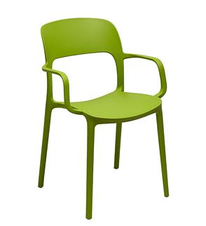 """Кресло """"Флекси"""" (ПЛ красный), фото 2"""