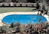 Сборной бассейн Toscana 4,16 х 8,00 х 1,2 (0,8мм)