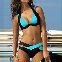 Женский стильный купальник (3 цвета)