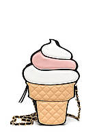 Сумка через плече в форме мороженого