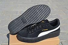 Мужские кеды кроссовки Puma Rihanna (Румыния) 43,44р  продажа, цена ... bb0e22c0fa3