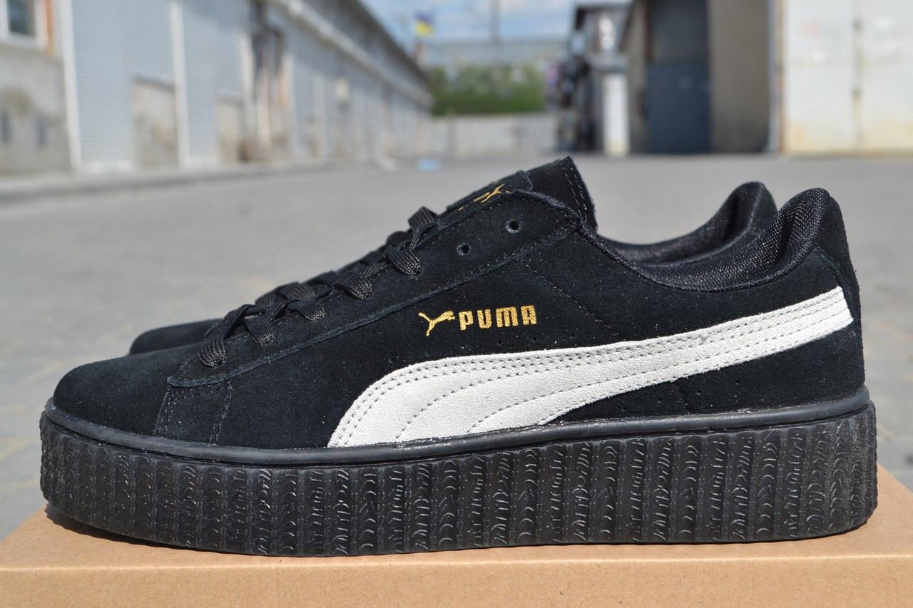 Мужские кеды кроссовки  Puma Rihanna (Румыния) 43,44р