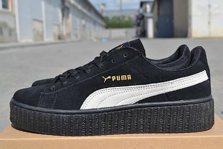 Мужские кеды кроссовки  Puma Rihanna (Румыния) 43,44р, фото 2