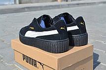 Мужские кеды кроссовки  Puma Rihanna (Румыния) 43,44р, фото 3