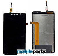 Оригинальный дисплей (модуль) + сенсор (тачскрин) для Lenovo A7600 | S8 (черный)