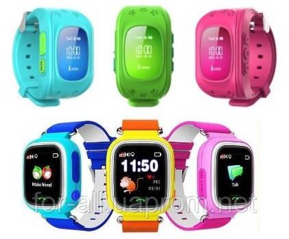 Детские часы с gps трекером. Краткий обзор. Интернет-магазин Модная покупка