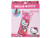 Надувной детский матрас Hello Kitty