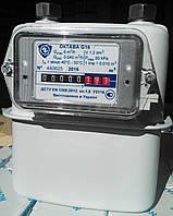 Счетчик газа ОКТАВА G 1,6 Dn20 (с КМЧ) Украина