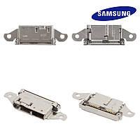 Коннектор зарядки для Samsung G900A Galaxy S5, оригинал
