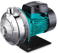 Насос поверхностный центробежный AMSM210/1.5 LEO 3.0 корпус нерж. сталь