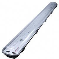"""Светодиодный накладной промышленный LED светильник """"Пассаж"""" 36W IP65 1200 мм"""
