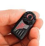 Инструкция по эксплуатации мини камеры QQ6