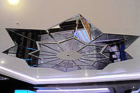 Зеркальная потолок с фацетом на заказ