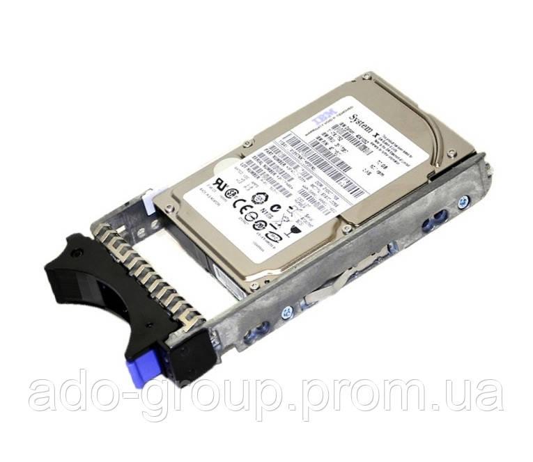 "43Y8414 Жесткий диск IBM 146GB SAS 10K 3G 2.5"""