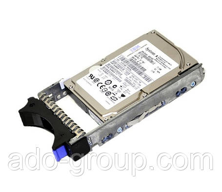 "43Y8414 Жесткий диск IBM 146GB SAS 10K 3G 2.5"", фото 2"