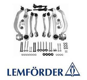 Тяги и наконечники рулевые Lemforder