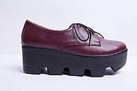 Туфли из натуральной кожи №359-5, фото 1