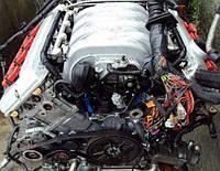 Двигатель Audi Allroad 4.2 V8 quattro, 2002-2005 тип мотора BAS