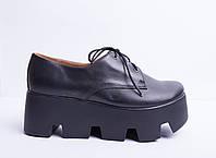 Туфли из натуральной кожи №359-7, фото 1