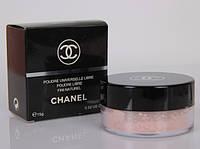 Рассыпчатая пудра Chanel Poudre universelle libre poudre libre fini naturel, 15 g, ROM/5-2